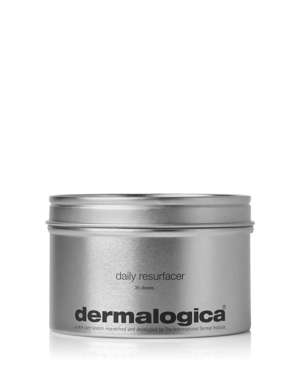 Dermalogica Daily Resurfacer 35 pouches kabuki hair