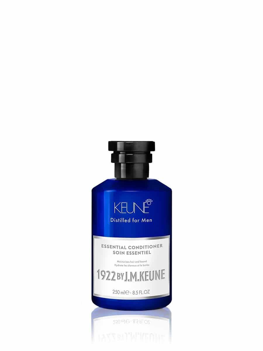 keune 1922 Essentials conditioner kabuki hair