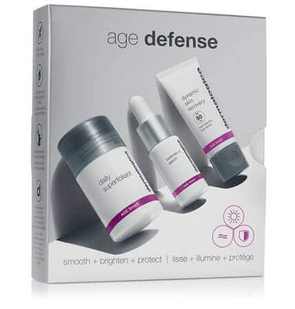 Dermalogica Age Defense Kit Kabuki Hair