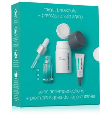 Dermalogica Active clearing + Brigthen kit Kabuki Hair