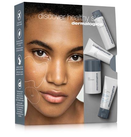Dermalogica Healthy Skin Kit Kabuki hair