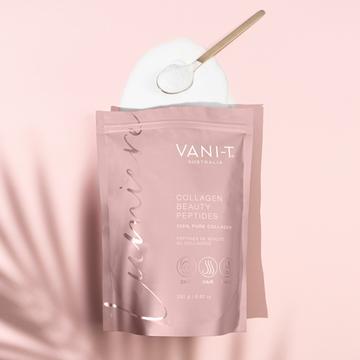 Vani-t Lumiere Collagen Beauty Peptides Kabuki Hair