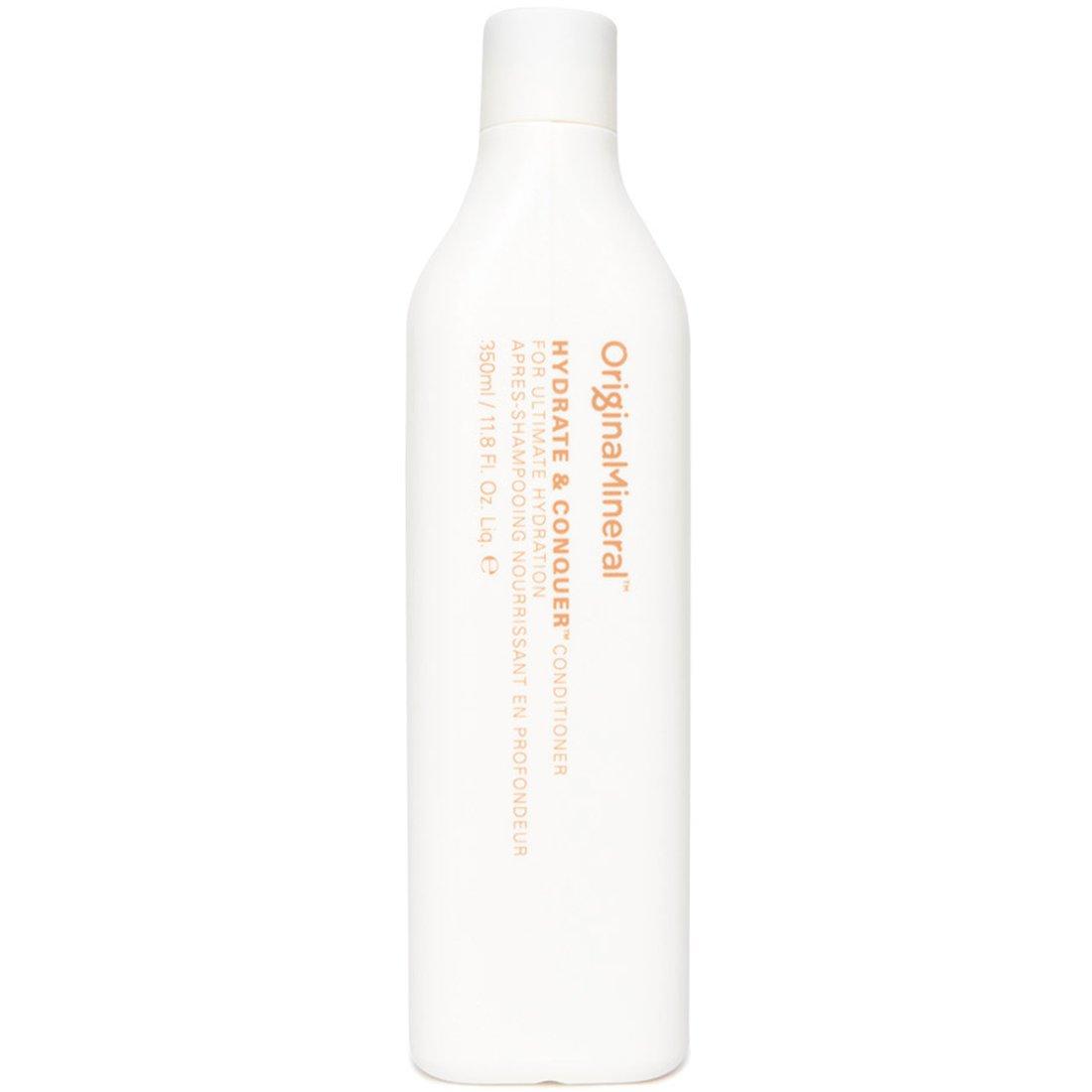 original mineral Hydrate & Conquer Conditioner kabuki hair
