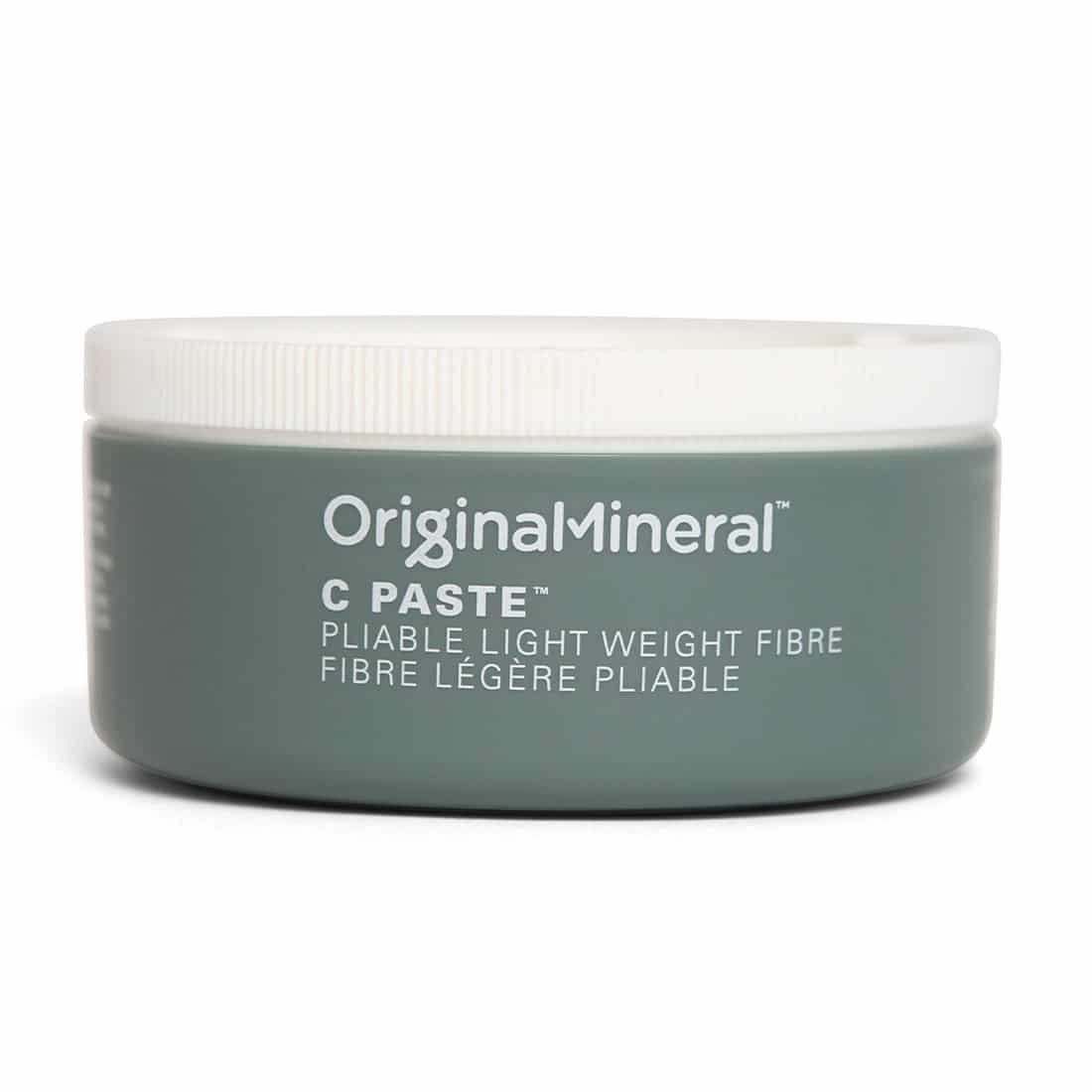 Original Mineral c-paste kabuki hair