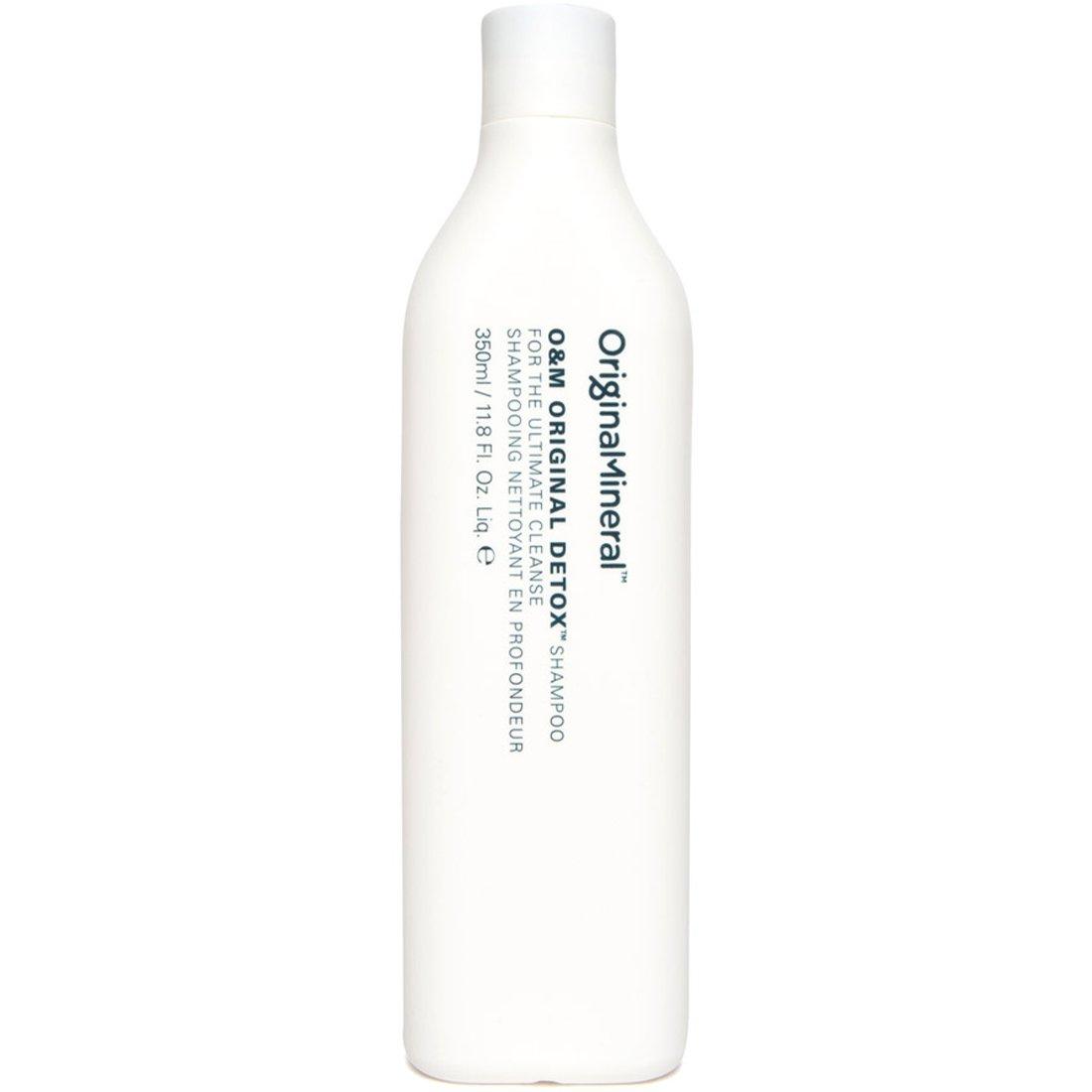 Original Mineral Detox Shampoo kabuki hair