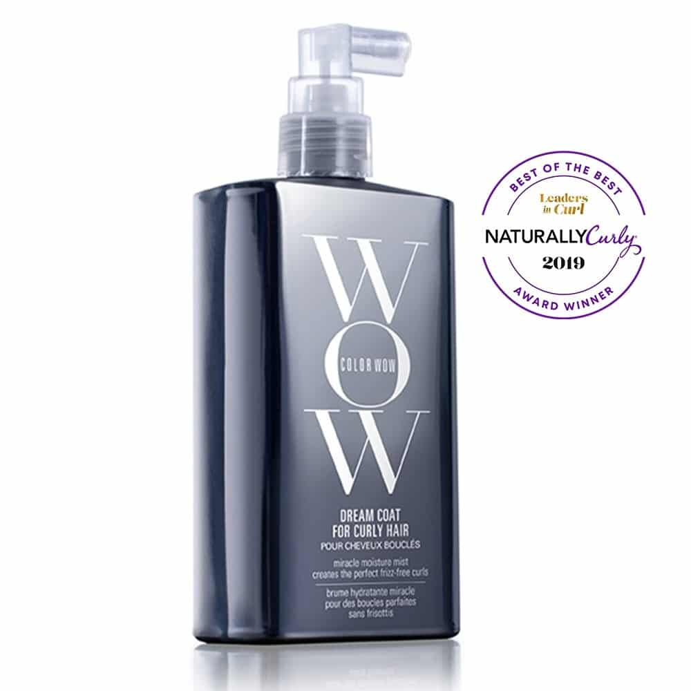 Color Wow Dream Coat Anit-Humidity Treatment Spray For Curly Hair Kabuki Hair
