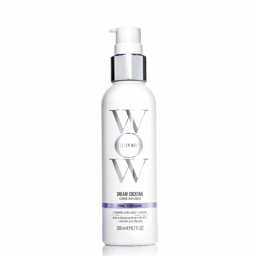 Color Wow Dream Cocktail Carb infused volume kabuki hair