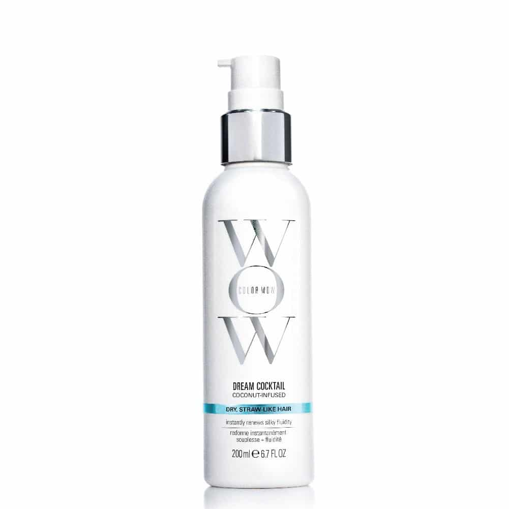 Color Wow Dream Cocktail Coconut Infused Dry Hair Kabuki Hair